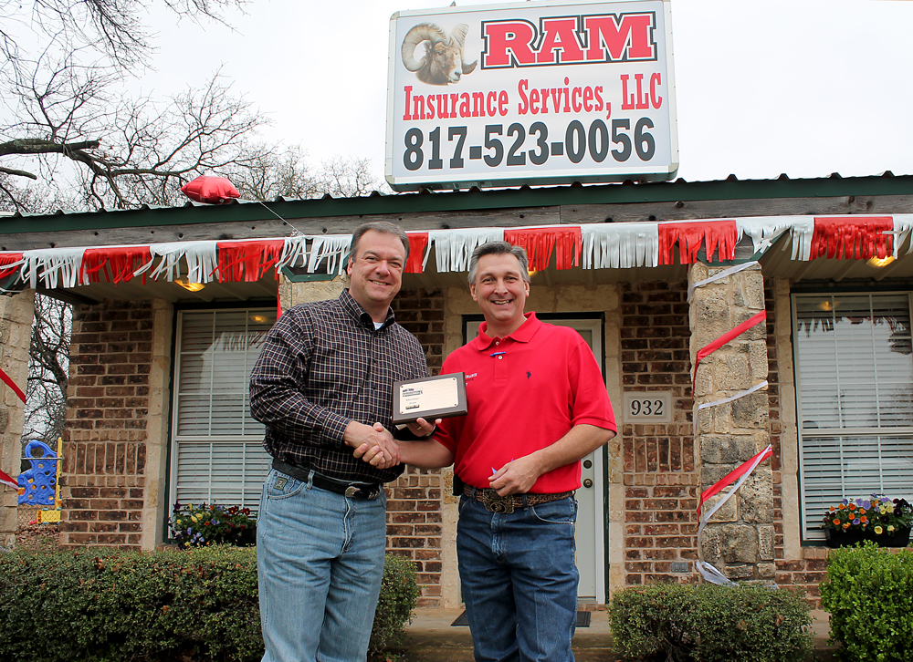 Your local Texas insurance agent Ray, of RAM Insurance
